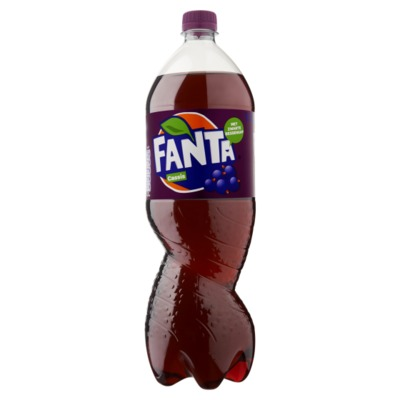Fanta casis fles 1.5 liter incl. €0,25 statiegeld