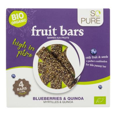 SoPure Blueberry quinoa