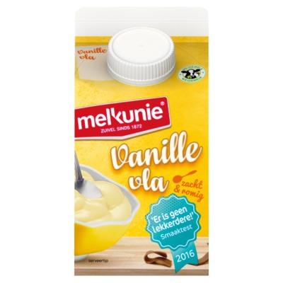 Melkunie vanille vla 500 ml.
