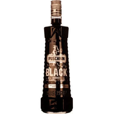 Puschkin Black Berries 1ltr