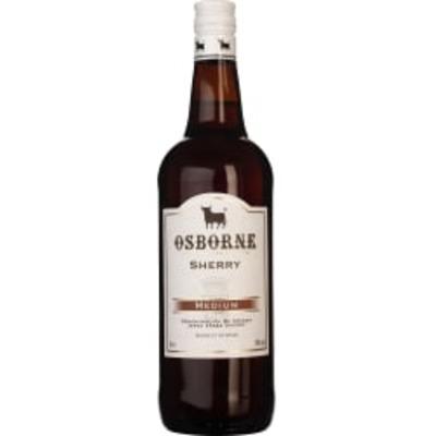 Osborne Sherry Medium Dry 1ltr