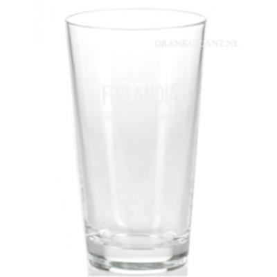 Finlandia Vodka Glas