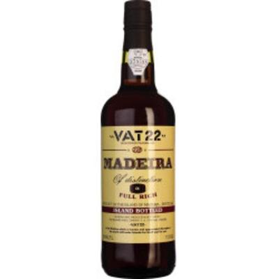 VAT22 Madeira
