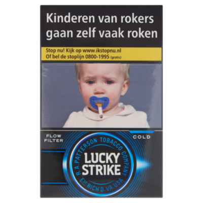 Lucky Strike Sigaretten click & roll
