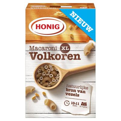Honig Macaroni XL volkoren