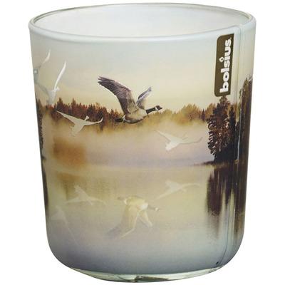 Bolsius Glas geur lake sandalwood
