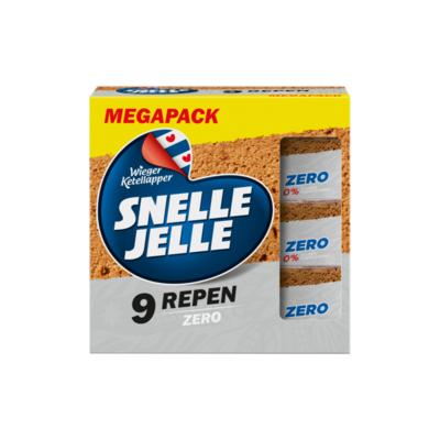 Snelle Jelle Zero Megapack