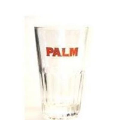 Palm ribbel bierglas 25cl