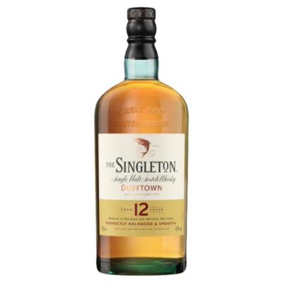Singleton Single malt scotch whisky of dufftown