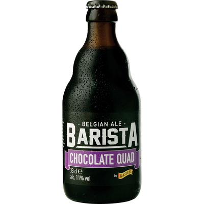 Kasteelbier Barista chocolate quad