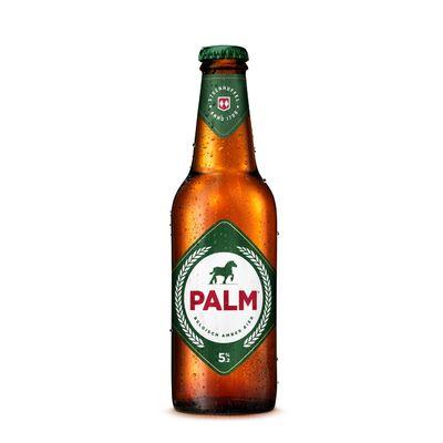 Palm Amber Speciaal Bier Fles