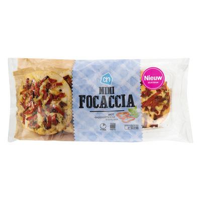Huismerk Foccacia gegrilde paprika