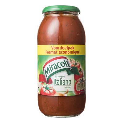 Miracoli Pasta sauce Italiano