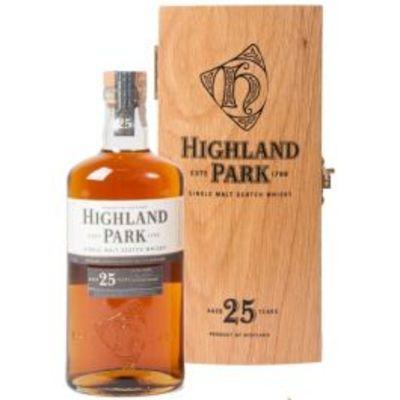 Highland Park 25 Year