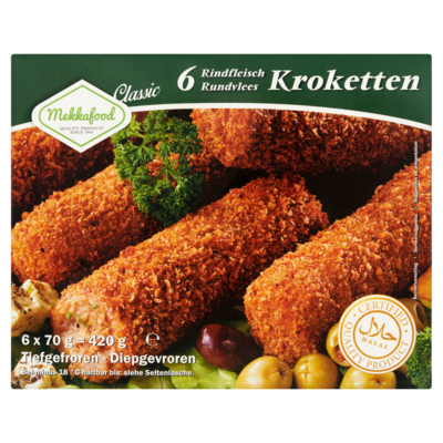 Mekkafood Krokette