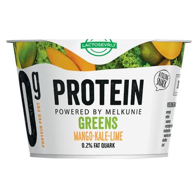 Melkunie Protein kwark mango-kale-lime