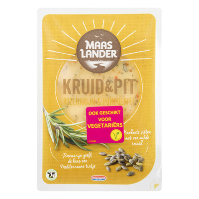 Maaslander Kruiden & pittig rozemarijn 50+ plakken