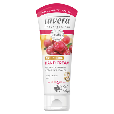 Lavera Hand cream anti-ageing 100% nature