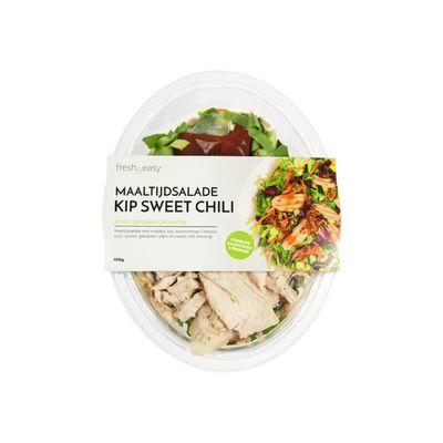 Huismerk Maaltijdsalade Kip Sweet Chili