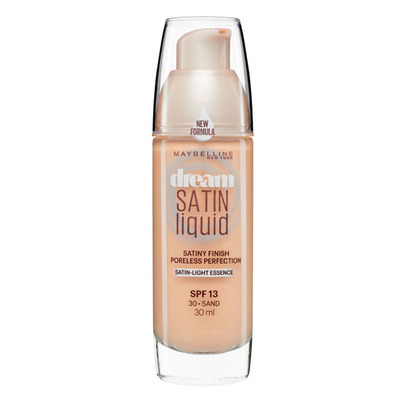 Maybelline New York Dream satin liquid 30 sand