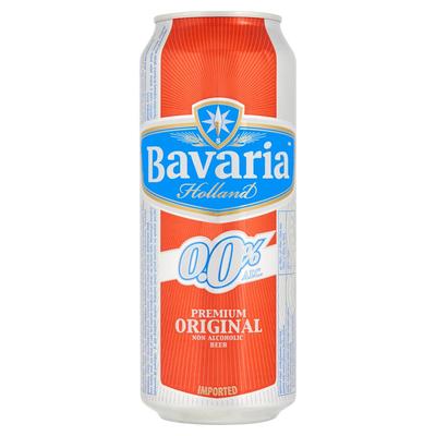 Bavaria 0.0% Blik 50 cl