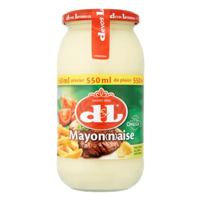 D&L Mayonaise met Citroen