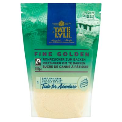 Tate & Lyle Gouden rietsuiker om te bakken