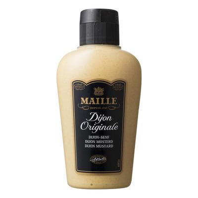 Maille Dijon original mosterd knijpfles