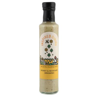 Inspired Dining Honey mustard dressing