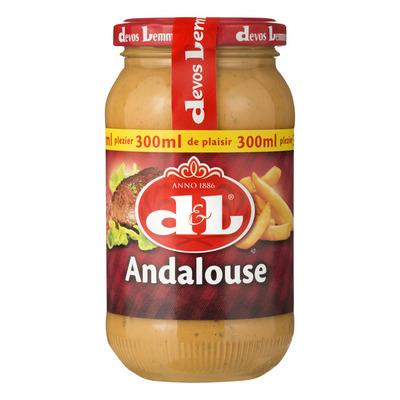Devos Lemmens Andalouse saus