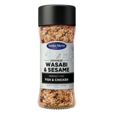 Santa Maria Japanese Wasabi & Sesame