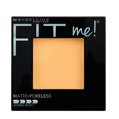 Maybelline New York Fit me matte & poreless powder 105 nat
