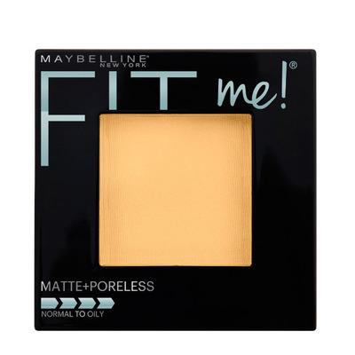 Maybelline New York Fit me matte & poreless powder 120 clas
