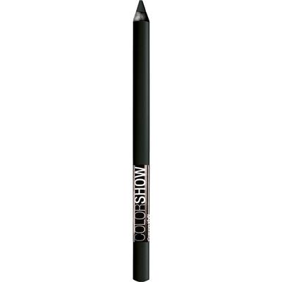 Maybelline New York Color show kohl pencil 100 ultra black