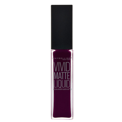 Maybelline New York Vivid matte liquid 45 posessed plum