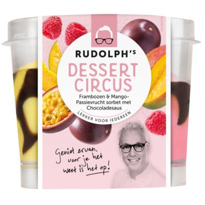 Rudolph's Dessert circus