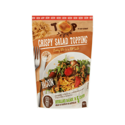 Top Taste Crispy Salad Topping Bacon Flavour