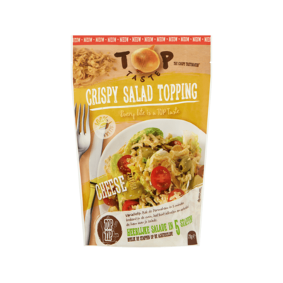 Top Taste Crispy Salad Topping Cheese Flavour