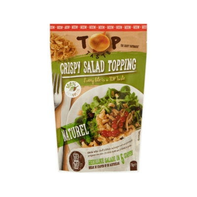 Top Taste Crispy Salad Topping Naturel Flavour