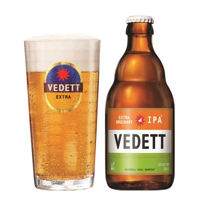 Vedett Extra session IPA bier