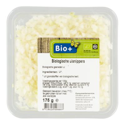 Bio+ uiensnippers biologisch