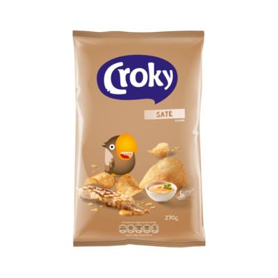 Croky Saté Flavour