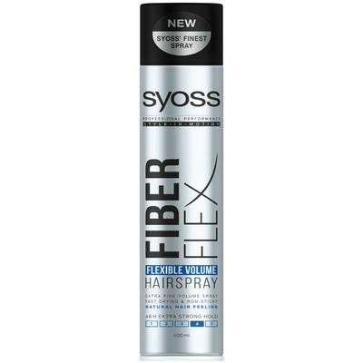Syoss Styling hairspray fiberflex volume