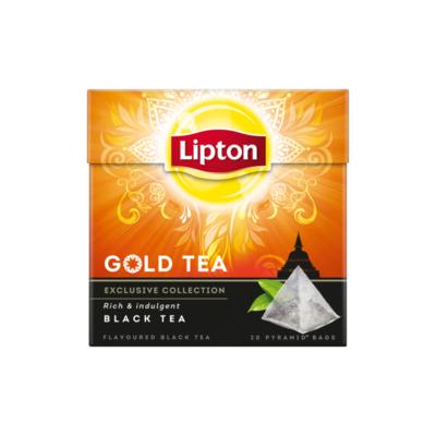 Lipton Zwarte Thee Majestic Gold