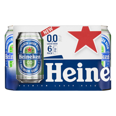 Heineken Pilsener 0.0%