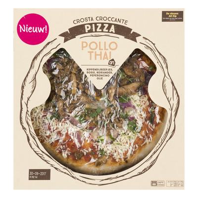 AH Pizza Thai chicken