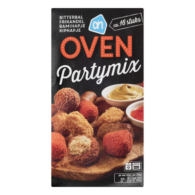 Huismerk Oven partymix