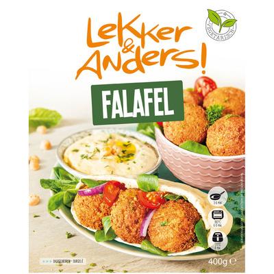 Lekker&Anders Ia! Falafel