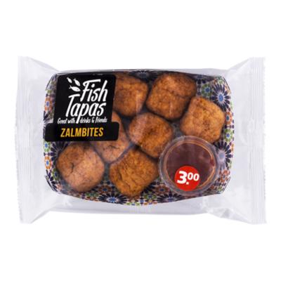 Fish Tapas Zalmbites