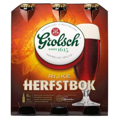Grolsch Herfstbok 30 cl. 6-pack